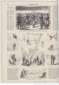 LE MONDE ILLUSTRE、1867.10.26 ②
