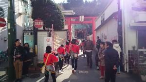 元町厳島神社①
