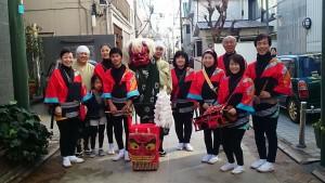 2016.1.3①(倉谷仙太郎と橫浜やっしゃ鯛)